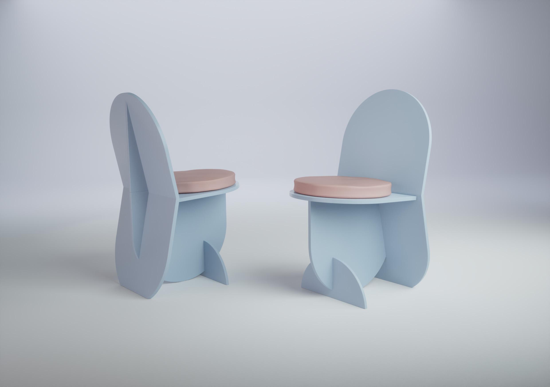 testatonda sedia TT05